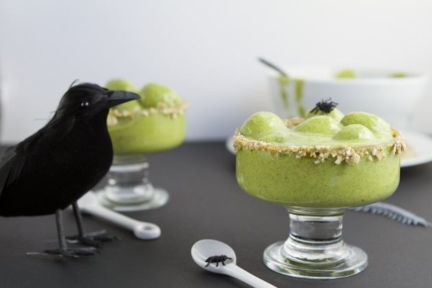 Spooky Treats – with Grapes!