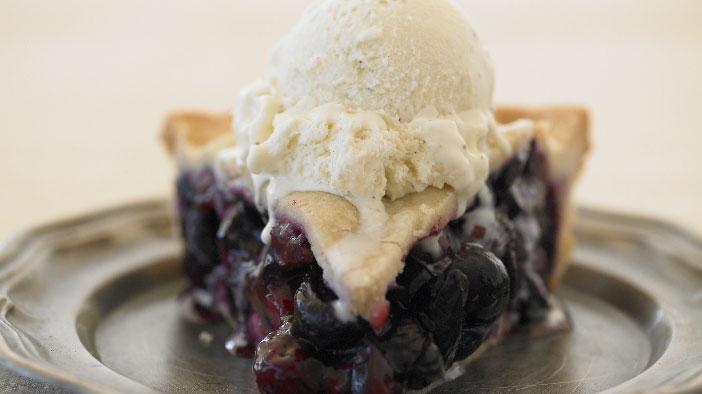Margaret's Special Grape Pie