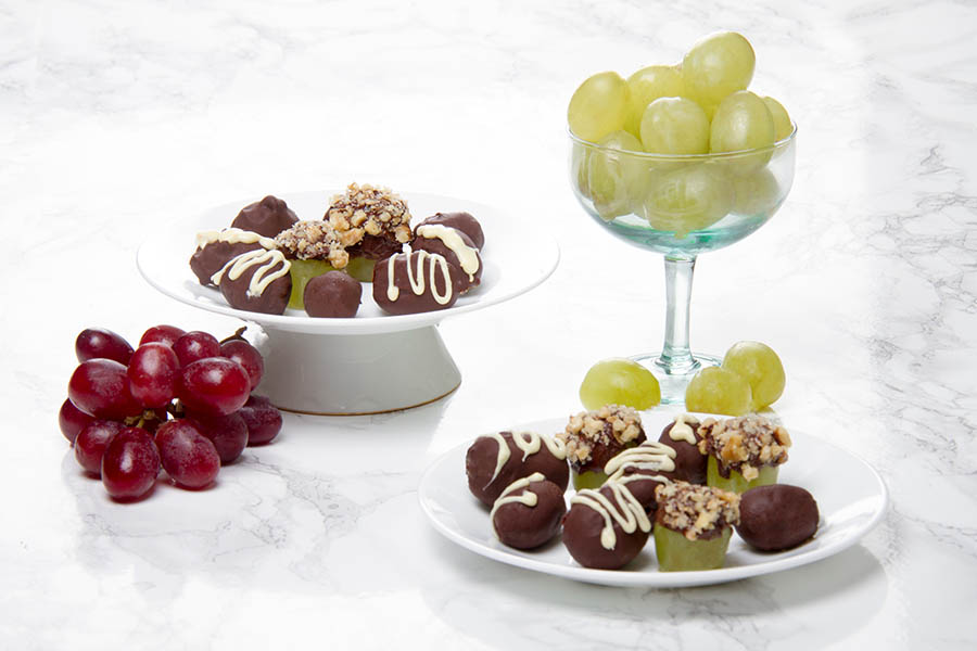 Gourmet Easter Treats – Made with Grapes!