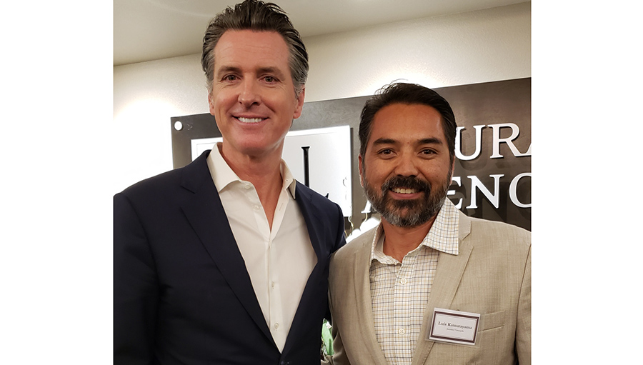Building a Better Ag Future with Gavin Newsom