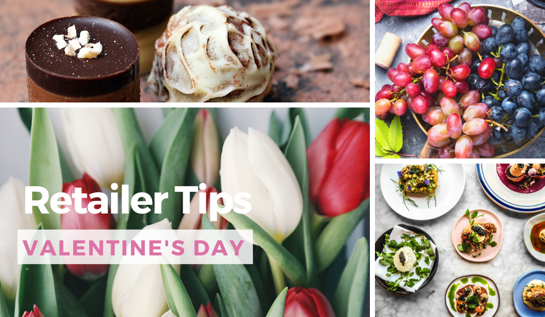 Retailer Tips for Valentine's Day 2020
