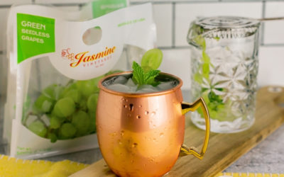Jasmine Gin Mule